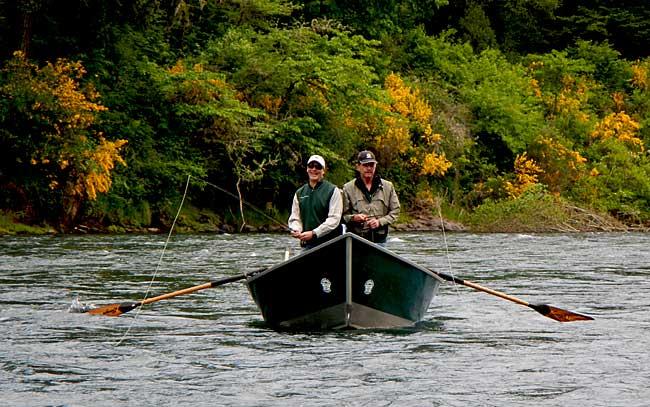 Pacific northwest driftboat fly fishing outfitter guide for Northwest fly fishing outfitters